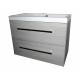 Wastafel Pro 80x40 cm met meubel 2 laden Eiken VF-2663-36