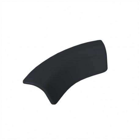 Badkussen Sanitrend zwart 38x27 cm 1.40706.22