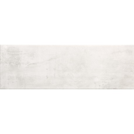 Wandtegels 25x75 cm Bari White mat