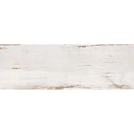 Wandtegels 25x75 cm Etnic White mat