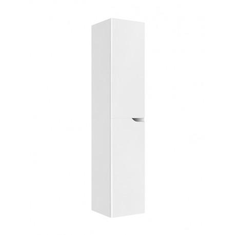 Hoge kast Koda 167x35x35 cm wit hoogglans gelakt