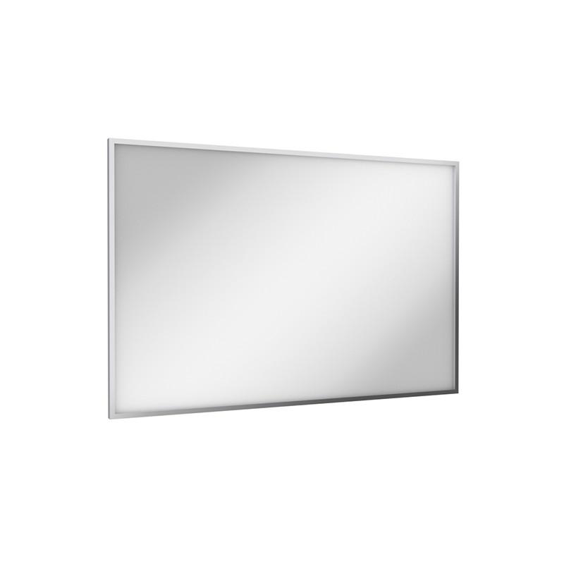 Spiegel 90x60 cm in aluminium frame chroom ml0026nt for Spiegel 90x60