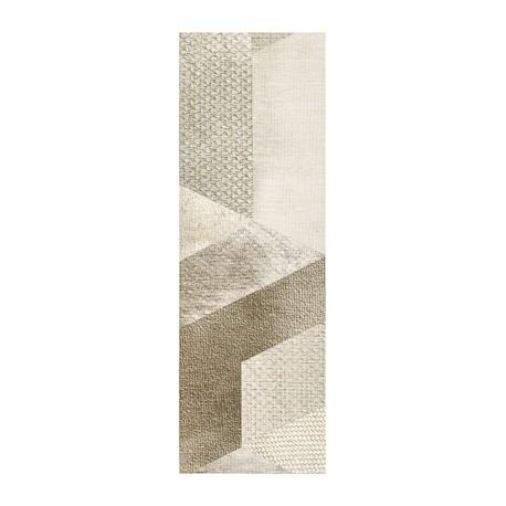 Wandtegels 20x60 cm Attiya Beige Decor C mat