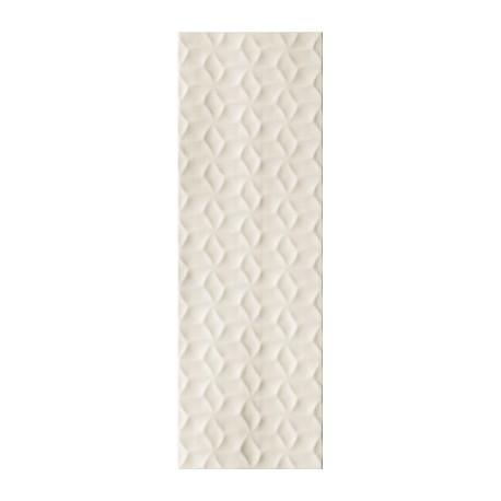 Wandtegels 20x60 cm Segura Bruin structuur mat
