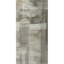 Wandtegels 30x60 cm Ermeo Grijs Decor B Keramiek