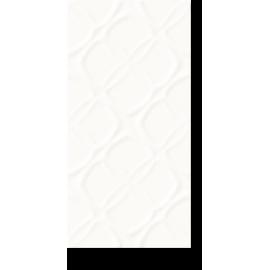 Wandtegels 30x60 cm Esten Wit structuur B mat