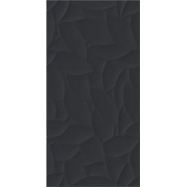 Wandtegels 30x60 cm Esten Grafiet structuur A mat