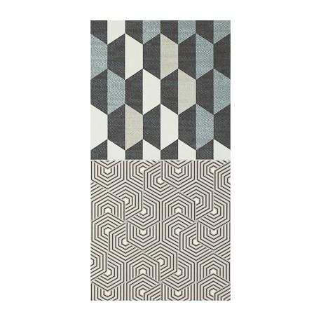 Wandtegels 30x60 cm Orrios Decor C mat