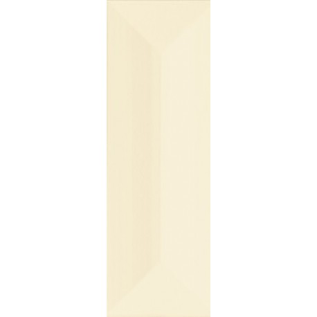 Wandtegels 10x30 cm Favaro Beige mat structuur
