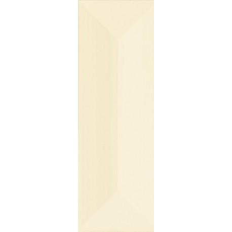 Wandtegels 10x30 cm Favaro Beige glans structuur