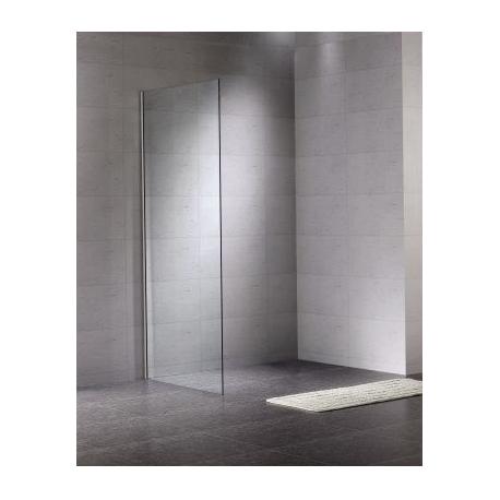 Inloopdouche zijwand 50x200 cm Walk-in Sanitrend 1560022