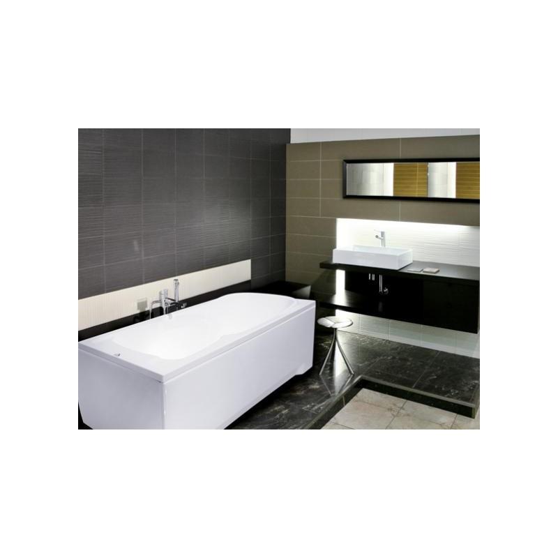 Ligbad acryl of plaatstaal ontwerp inspiratie voor uw badkamer meubels thuis - Eigentijds rechthoek huis ...