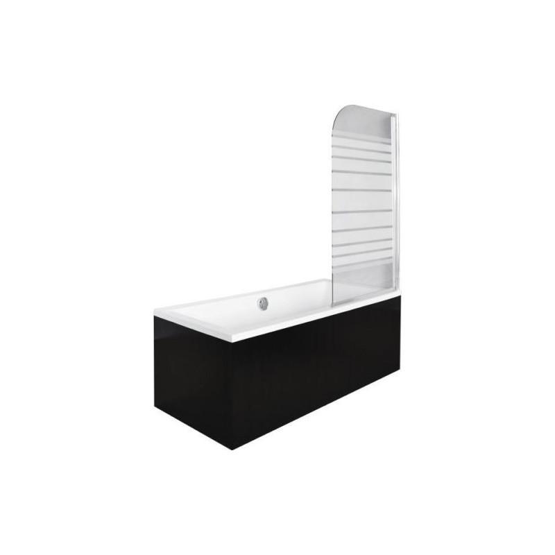 badscherm bg 59 afm 75x130 cm. Black Bedroom Furniture Sets. Home Design Ideas
