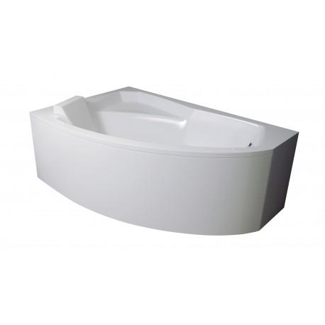 Badpaneel voor hoekbad 150x95 cm BG-106 Links