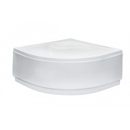 Paneel voor douchebak 80x80x38,5 cm BG-26 acryl wit