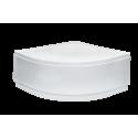 Paneel voor douchebak 90x90x38,5 cm BG-26 acryl wit