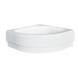 Paneel voor douchebak 90x90x28,5 cm BG-27 acryl wit