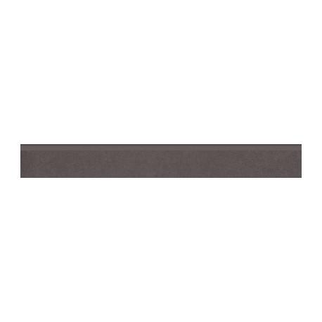 Plint 7,2x60 cm Intero Zwart mat