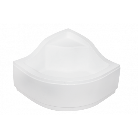 Paneel voor douchebak BG-99 acryl wit 80x80x31,5 cm