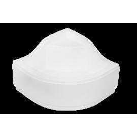 Voorpaneel voor douchebak BG-99 acryl wit 90x90x31,5 cm