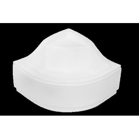 Paneel voor douchebak BG-99 acryl wit 90x90x31,5 cm