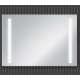 Spiegel 80x56 cm LED2 met LED verlichting