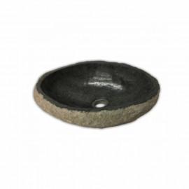 Waskom Riverstone grijs Medium 35-45 cm