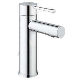 Grohe Essence New 1-gats wastafelkraan S-size met ketting EcoJoy met 28mm cartouche chroom 32899001