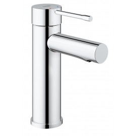 Grohe Essence New 1-gats wastafelkraan S-size met waste met 28mm ES cartouche (koude start) chroom 23379001