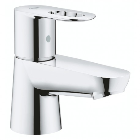 Grohe Bau Loop toiletkraan met open greep chroom 20422000