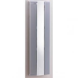 Designradiator 180x48 cm met Spiegel Antraciet Jessica