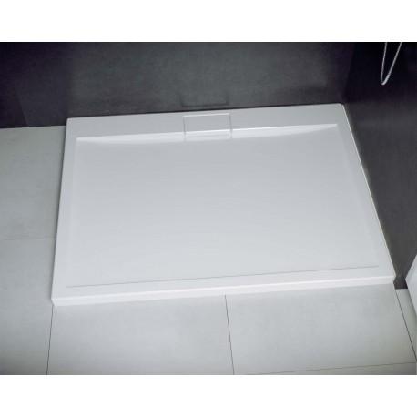Douchebak 110x90x4,5 cm met sifon BG-132 acryl