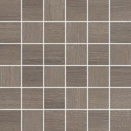 Houtlook mozaiek 30x30 cm Pago Dark mat