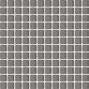 Mozaiek 30x30 cm Universeel Glas Grafiet Paradyz
