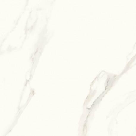Vloertegels Calacatta 90x90 cm wit mat