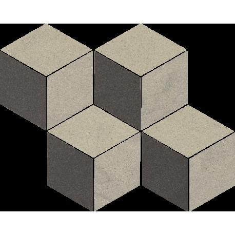 Mozaiek Rockstone Antracite Mix 20,4x23,8 cm