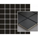 Mozaiek Albir Nero K.4,8X4,8 29,8x29,8 cm
