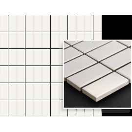 Mozaiek Albir Bianco K.2,3X4,8 29,8x29,8 cm