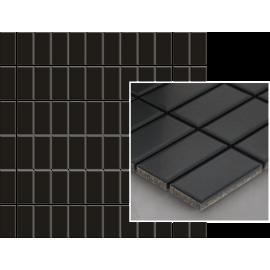 Mozaiek Albir Nero K.2,3X4,8 29,8x29,8 cm