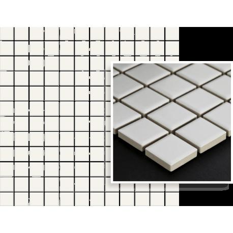 Mozaiek Albir Bianco K.2,3X2,3 29,8x29,8 cm