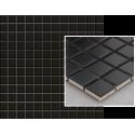 Mozaiek Albir Nero K.2,3X2,3 29,8x29,8 cm