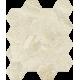 Mozaiek Stone Beige Hexagon 22x25,5 cm