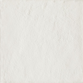 Vloertegels Modern Bianco structuur mat 19,8x19,8 cm