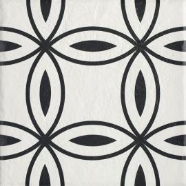 Vloertegels Modern Structuur D mat 19,8x19,8 cm
