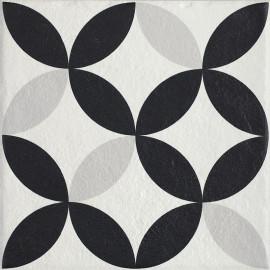 Vloertegels Modern Structuur E mat 19,8x19,8 cm