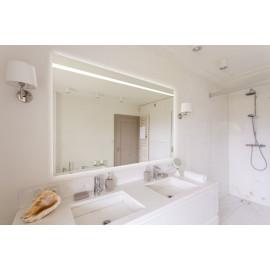 Spiegel LED 80x70 cm Decora GD touch bediening