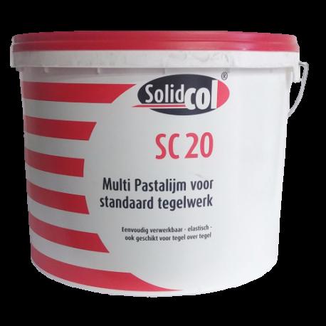 Sopro Solidcol SC 20 pastalijm 16 kg