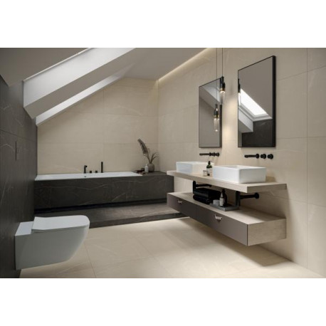 Linearstone tegels badkamer inspiratie