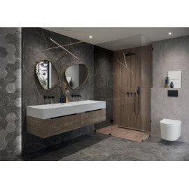 Marvelstone tegels badkamer inspiratie
