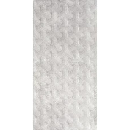 Wandtegels Harmony Grijs A structuur 30x60 cm